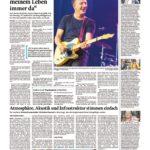 """""""Bühne unter Sternen"""" Sonderseite Aachener Zeitung/Aachener Nachrichten 11.08.2016"""