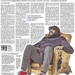 """""""Aus Mission für die Liebe und das Leben"""" Aachener Zeitung/Aachener Nachrichten 06.05.2016"""