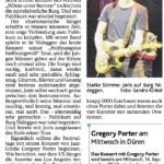 """""""Vom Allerfeinsten"""" Aachener Zeitung/Aachener Nachrichten 12.09.2016"""